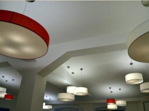 Sebstlaut Seminarraum Lampen