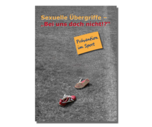 Broschüre: Prävention im Sport
