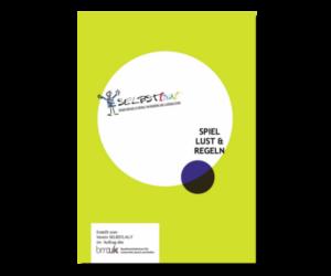 Selbstlaut Broschüre: Spiel Lust und Regeln