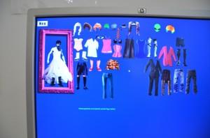 Bild von der Selbstlaut-Ausstellung